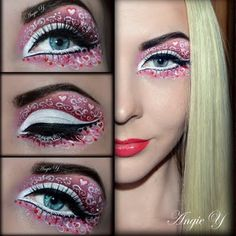 75 Best Valentine S Day Makeup Ideas Images Valentines Day Makeup