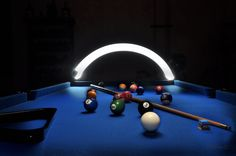 Poker Table, Home Decor, Lights, Games, Pictures, Decoration Home, Room Decor, Home Interior Design, Home Decoration
