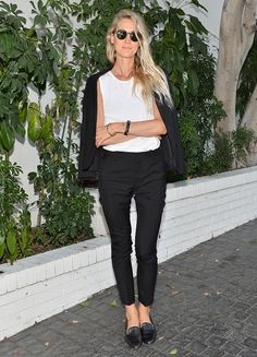 Jessica de Ruiter at the CFDA/Vogue Fashion Fund Show and Tea presented by kate spade new york at Chateau Marmont on October 26 2016 in Los Angeles...