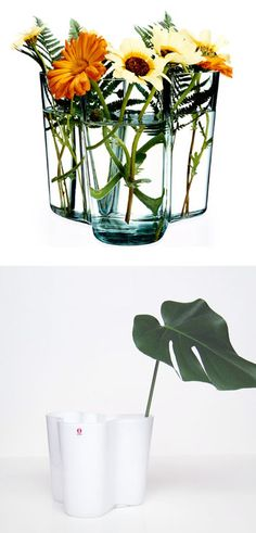 """Alvar Aalto Premium Savoy Vase 8"""""""