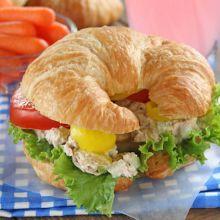 The Best Tuna Fish Salad Sandwich at laurenslatest.com