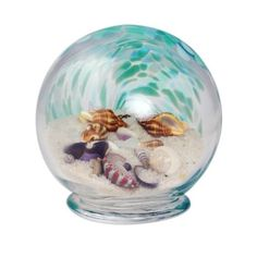 under the sea glass paperweights - Google Search