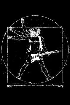 Da Vinci Rock iPhone Wallpaper