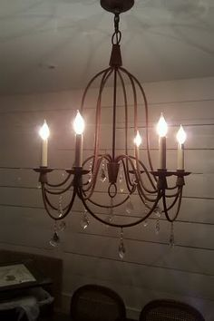 french country chandeliers - Google Search