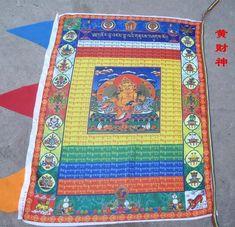 Tibetan Buddhism Prayer Flag Wind Horse