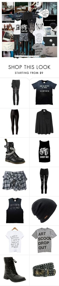 """""""Chloe Price (Life Is Strange)"""" by smol-snowflake ❤ liked on Polyvore featuring Live a Little, Polaroid, Børn, GET LOST, La Garçonne Moderne, Dr. Martens, Faith Connexion, Dorothy Perkins, Coal and COPY"""