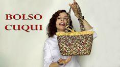 Cómo hacer un  💖 BOLSO CUQUI 💖 Straw Bag, Diy And Crafts, Blog, Youtube, Shoulder Bag, Make It Yourself, Ideas Originales, Dyi, Fabric Tote Bags