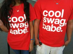 cool swag babe