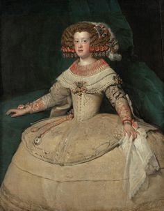 Diego Velazquez infant Maria Terezia