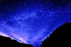 星空 - Sky Photos, Northern Lights, Character Design, Clouds, Kirakira, Nature, Outdoor, Amazing Things, Landscapes