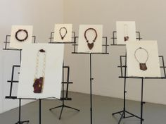 Lucia Massei jewelry - perfect way for a musician to display her 2nd love!!!