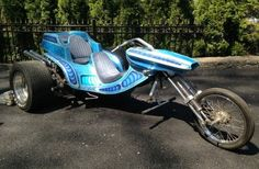 Hemmings Find of the Day – 1972 Ed Roth trike | Hemmings Daily