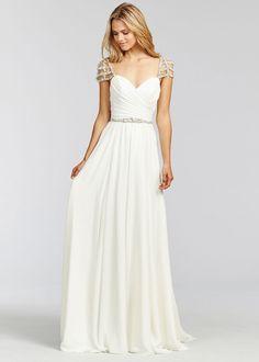 Blush By Hayley Paige Dress Anouk 1656 | Blush Bridal