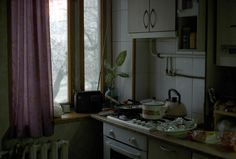 Can't go home again: this Russian photographer captures the nostalgia and melancholy of emigration — The Calvert Journal Home Again, Dream Apartment, Room Inspiration, Decoration, Living Spaces, Nostalgia, Sweet Home, Room Decor, In This Moment