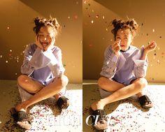 Apink Naeun for High Cut Vol 179 J Pop, Jiyong, Korean Photoshoot, Apink Naeun, Son Na Eun, Korean Couple, Body Poses, High End Fashion, High Cut