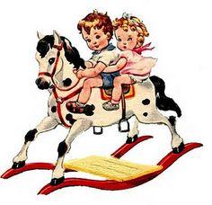 Freebie Vintage Children Images