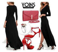 """""""YOINS 22"""" by melisa-hasic ❤ liked on Polyvore featuring yoins"""