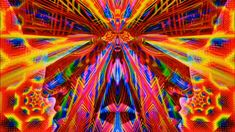 Trippy Pictures, Art Pictures, Alex Gray Art, Trippy Visuals, Trippy Gif, Music Visualization, Psychadelic Art, Acid Art, Hippie Painting