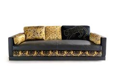 Versace Home Collection Furniture, Home Collections, Home Garden Design, Sofa Furniture, Sofa Design, Sofa, Versace Home, Sofa Set, Latest Sofa Designs
