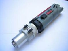 Toolchanger-System for Kress FM 6990E and FM 6901E