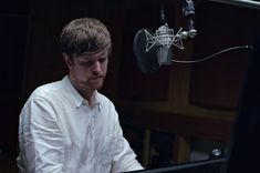 "English singer-songwriter James Blake covered Don McLean's ""Vincent"" with piano."