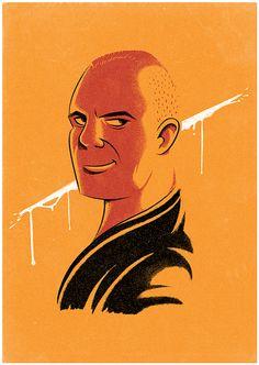 Pulp Fiction 20th anniversary art - Butch