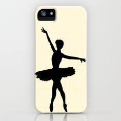 ballet iphone case | Ballerina iPhone & iPod Case by haleyivers | Society6