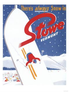 Stowe Poster