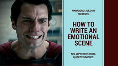How to Write an Emotional Scene