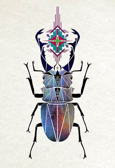 beetle on Behance