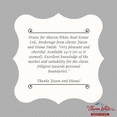 Happy customers is what I strive for. Buying and selling a house can be life-changing, and I do not take that responsibility lightly. #realestate #bancroft #cottagecountry #ontario #sharonwhiterealestate #house #residential #realtor #hastings #lake #water