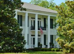 John Frank Mathews Plantation ~ Prattville, GA