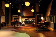 Dark Live Room