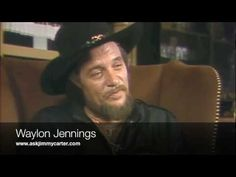 Waylon Jennings interview 80's part oneHard to believe that you don't hear much about this legendary artist....Waylon Jennings....He was the real deal!!!
