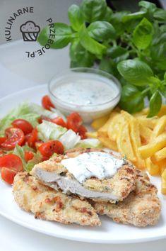 Kotlety z kurczaka po farmersku - KulinarnePrzeboje.pl Meat, Chicken, Recipes, Food, Recipies, Essen, Meals, Ripped Recipes, Yemek