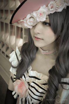 Black Butler- Lady Ciel Phantomhive Cosplay