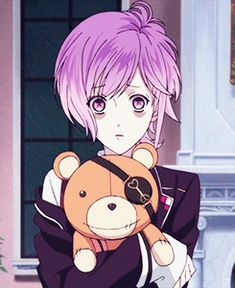 Diabolik Lovers anime info and recommendations. After her father moves and leaves her behind, Yui . Kanato Sakamaki, Ayato, Neko, Drawing Sketches, Art Drawings, Drawing Step, Azusa Mukami, Diabolik Lovers Wallpaper, Anime Characters