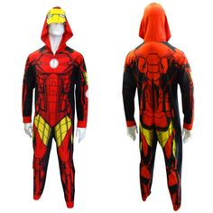 iron man onsie I wanna get it for him <3