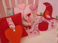 Cojines decorativos para niñas - Imagui