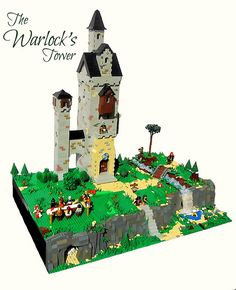 The Warlock's Tower | Flickr - Photo Sharing!