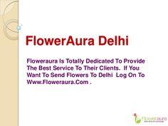 Florist In Delhi - Floweraura