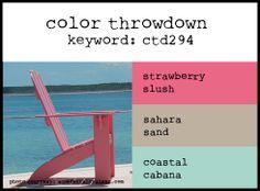 Color Throwdown #294