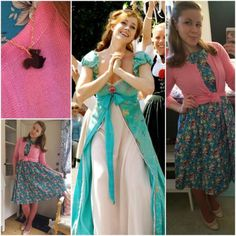 Giselle Character Outfits, Disneybound, That Look, Celebrities, Desserts, How To Wear, Clothes, Road Trip To Disney, Tailgate Desserts
