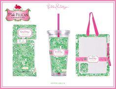 Kappa Delta Lilly Print