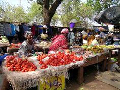 Sikasso Market, southern Mali (2008)
