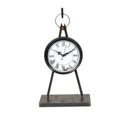 Wilco Compass Table Clock