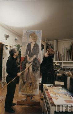 Rene Gruau Rene Gruau, Idol, Painting, Art, Art Background, Painting Art, Kunst, Gcse Art, Paintings
