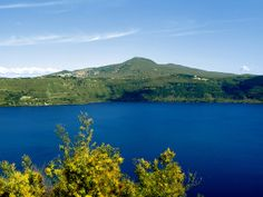 Lago Albano and Castel Gandolfo, in Lazio Best Vacations, Vacation Destinations, Day Trips From Rome, By Train, Around The Worlds, Childhood Memories, Nature, Europe, Travel