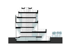 Townhouse Oberwall,Elevation