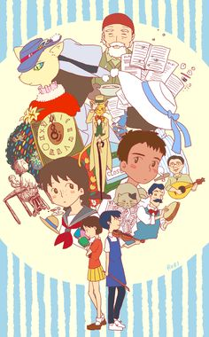 Whisper of the Heart | Miyazaki | Studio Ghibli